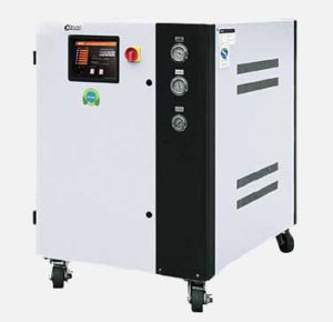 portable water-cooled chiller