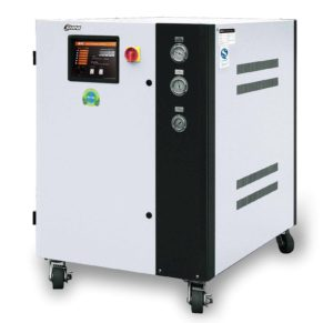 Industrial Portable Water Cooled Chillers