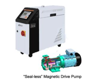 Portable 375° Hot Oil Unit