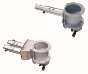 Material Suction Box for Hot Air Hopper Dryer
